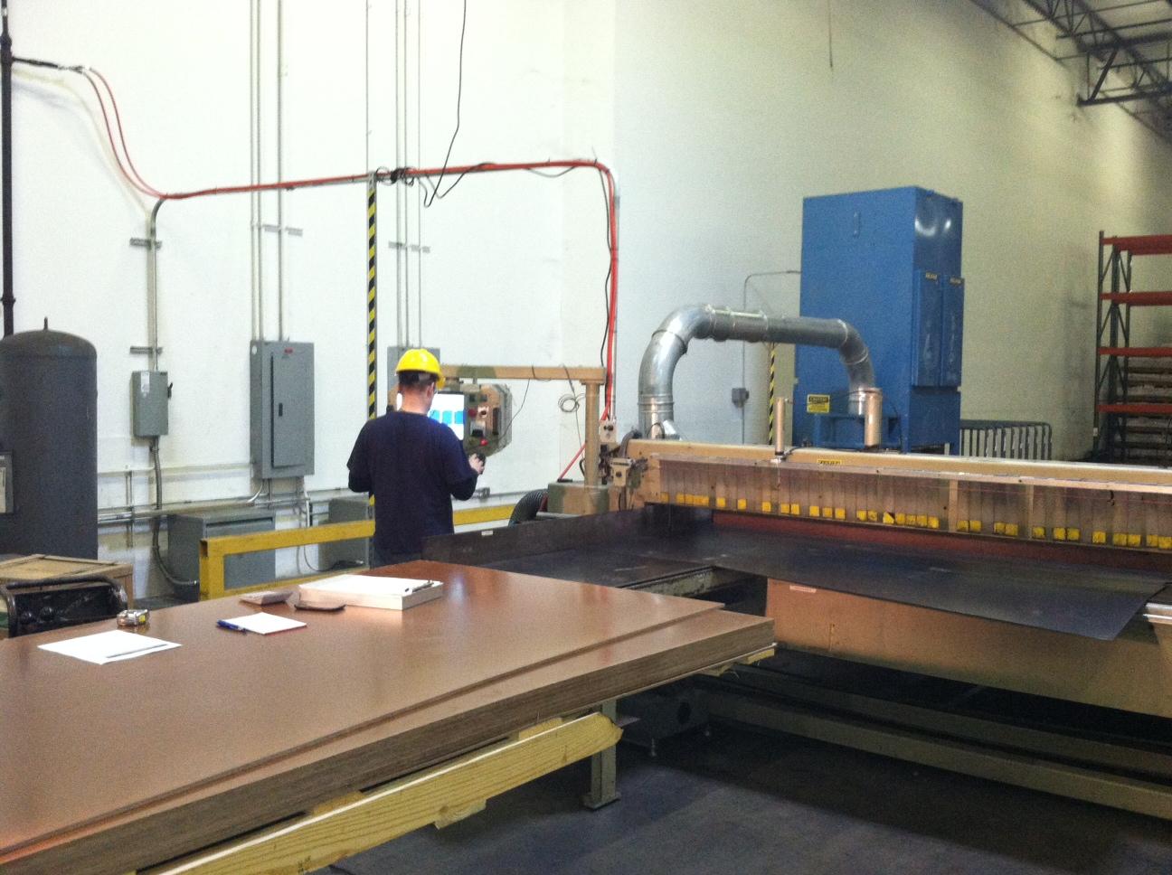AIN Plastics St. Louis - Custom Order Cutting